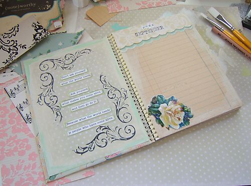 Blog journal 008