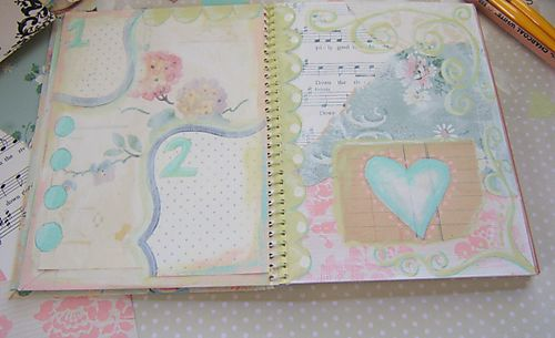 Blog journal 012