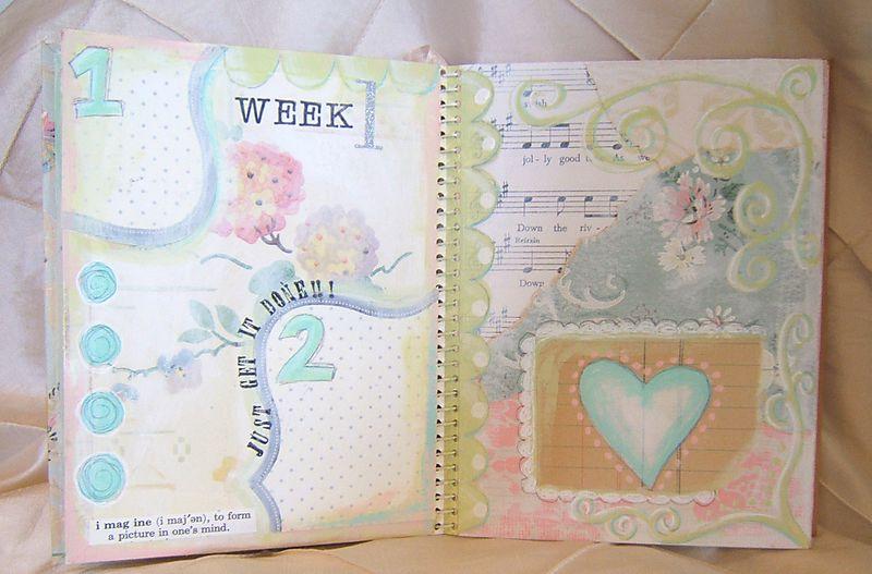 Journal week 004