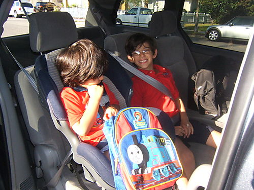 First Day of School 042