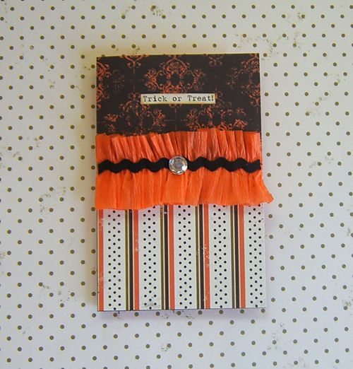Books halloween cards 041
