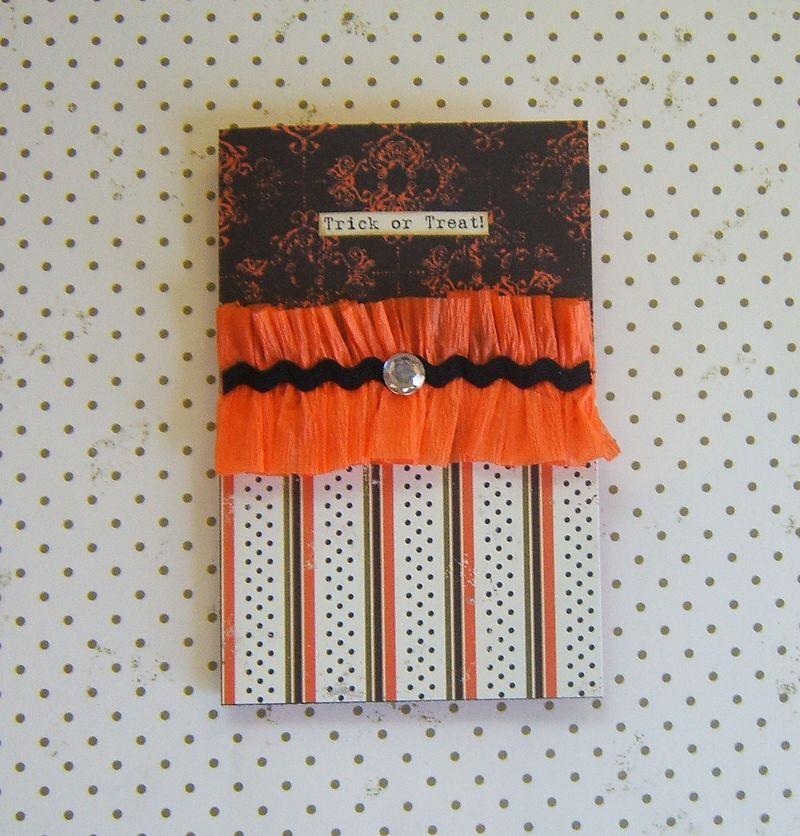 Books halloween cards 041