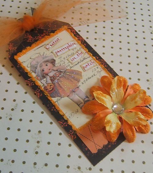 Books halloween cards 014