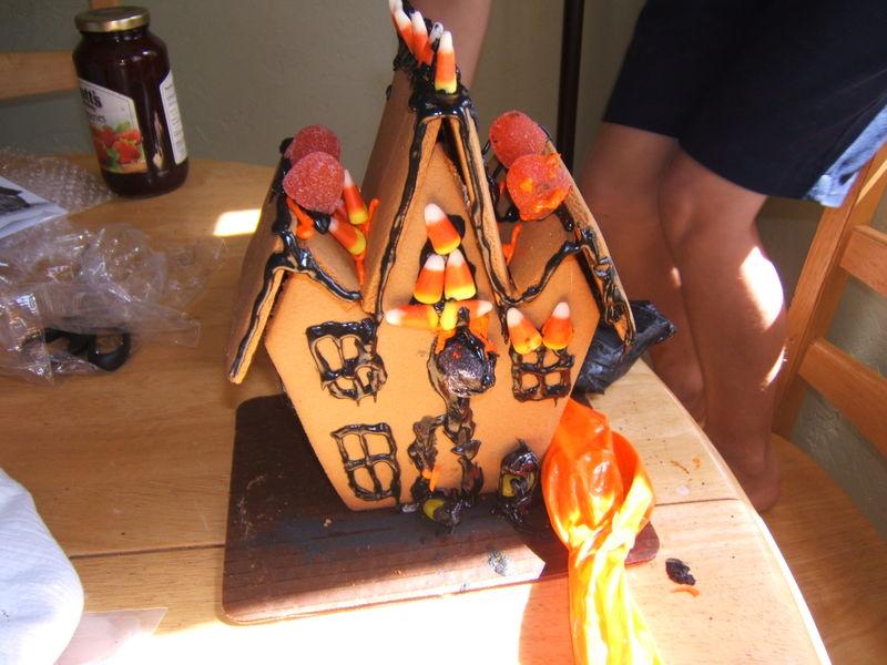 Halloween houses 026
