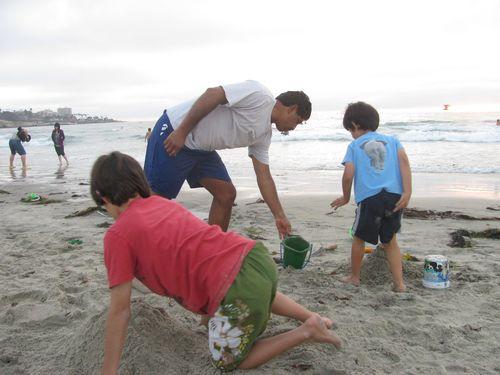 2010 August Beach 096