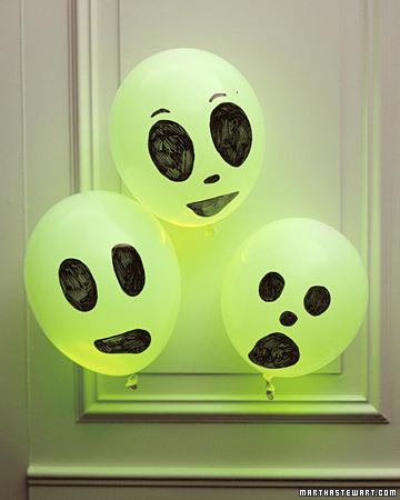 Balloon jack lantern