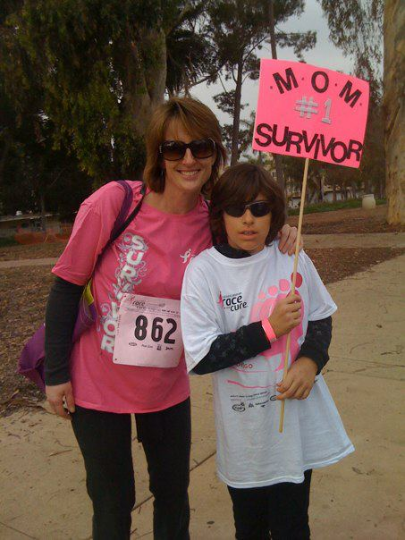 Race for the cure 7