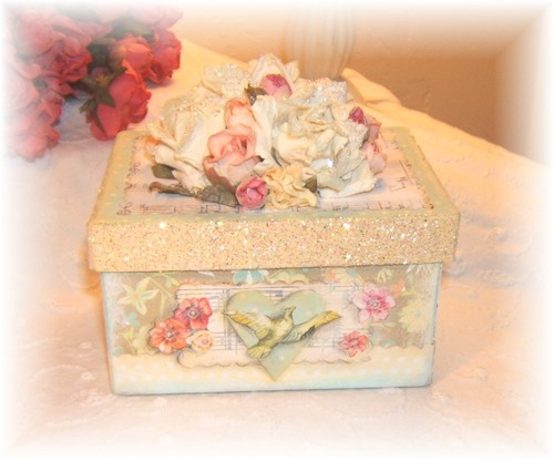 Flower Box for Spring Giveaway